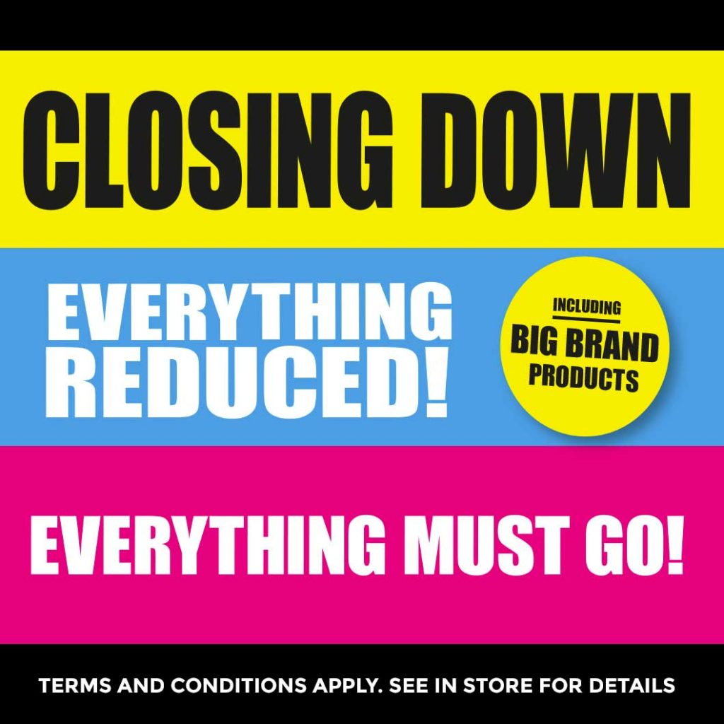 Toys R Us Closing Down Sale Now On – The Toy Detectives