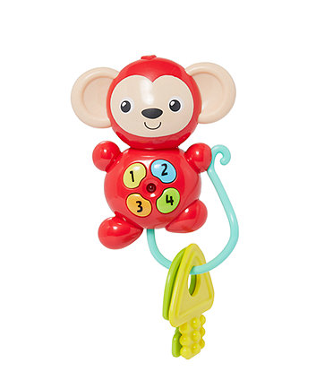 Recalled Mothercare Baby Safari My First Keys