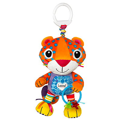 Picture of Lamaze Play and Grow Purring Percival Travel Toy