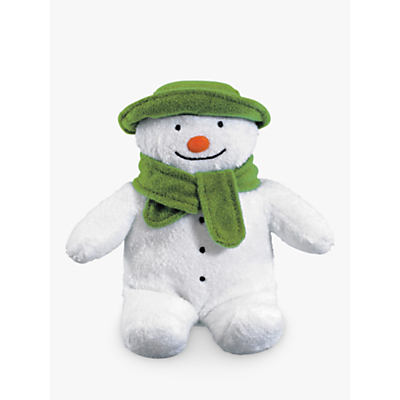 Picture of The Snowman Bean Soft Toy