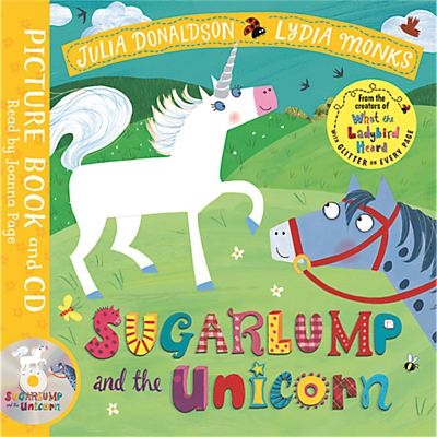 Picture of Sugarlump and The Unicorn Children's Book And CD