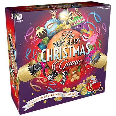 Picture of Very Merry Christmas Board Game