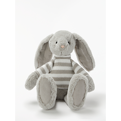 Picture of John Lewis & Partners Bunny In a Stripe Jumper Soft Toy