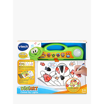 Picture of VTech DigiArt Colour By Lights