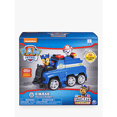 Picture of Paw Patrol Chase's Ultimate Rescue Police Cruiser