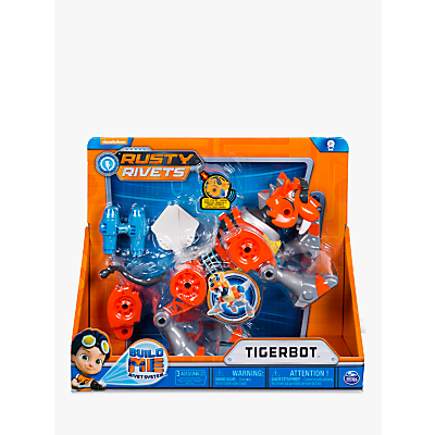 Picture of Rusty Rivets Tigerbot