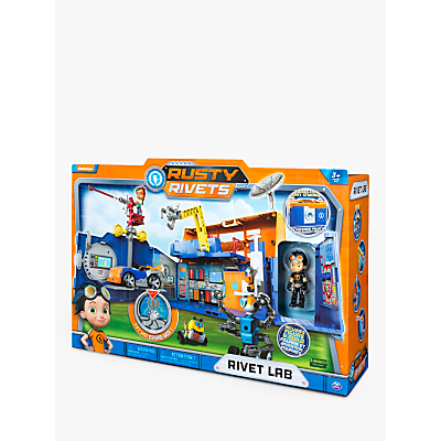 Picture of Spin Master Rusty Rivets Rivet Lab