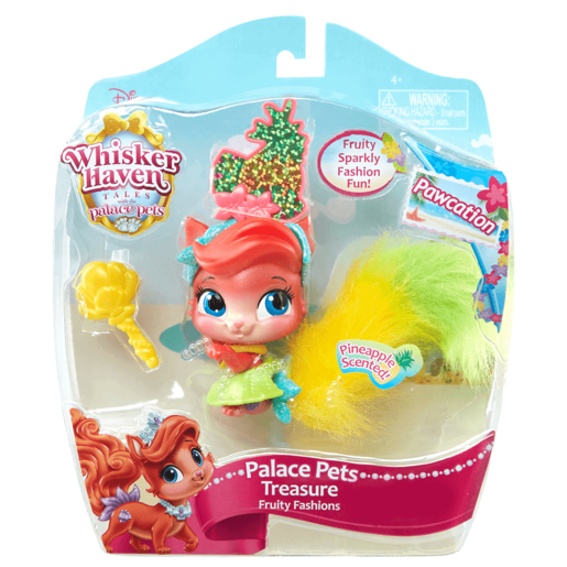 Picture of Pawcation Fruity Fashions Pets - Pineapple