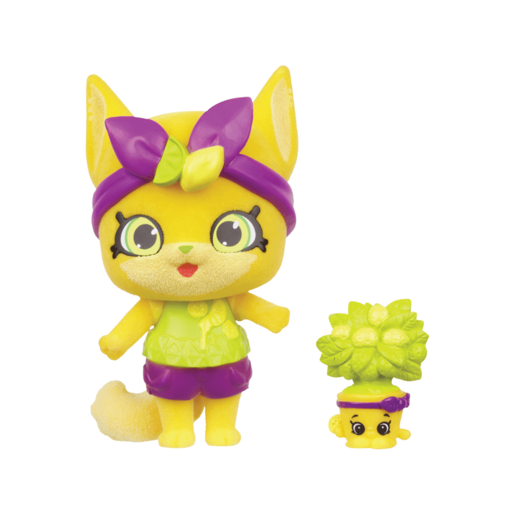 Picture of Shopkins Series 9 Shoppets Pack - Foxy Lemons