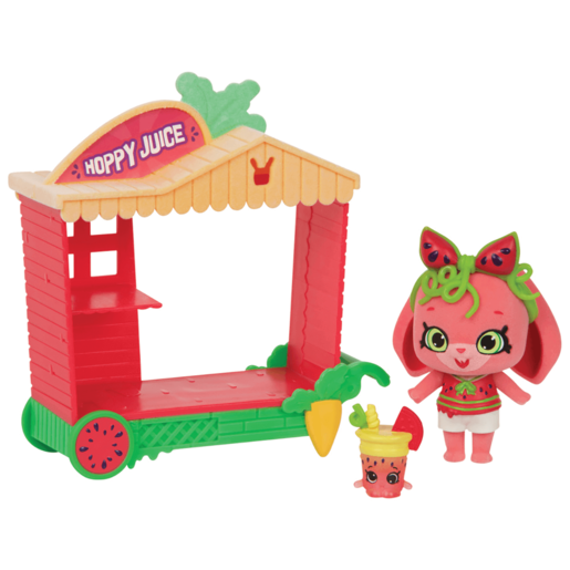 Picture of Shopkins Shoppets Deluxe Packs - Hoppy Juice Cart