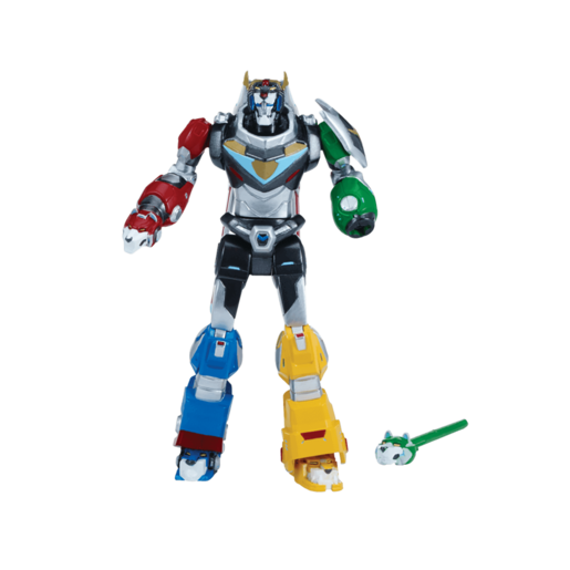 Picture of Voltron Lion Attack Action Figure