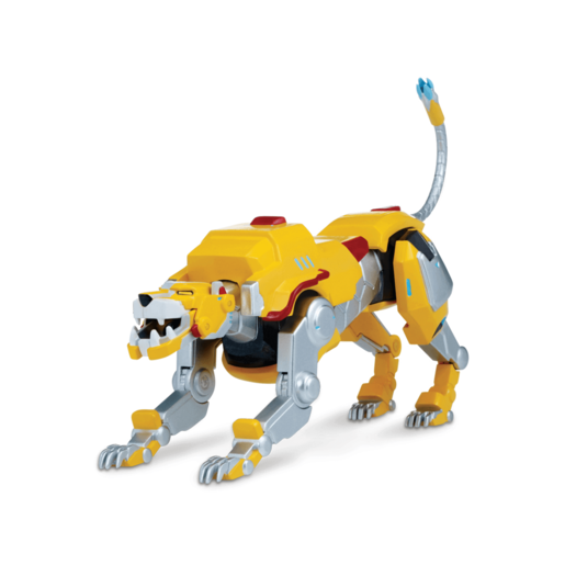 Picture of Voltron Yellow Lion Action Figure