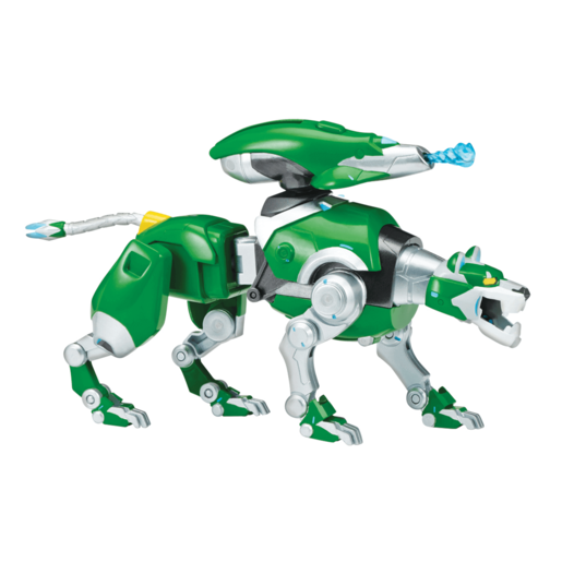 Picture of Voltron Legendary Combinable Green Lion Action Figure