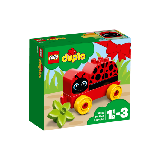 Picture of LEGO Duplo My First Ladybug - 10859