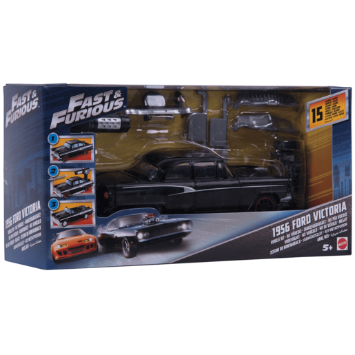 Picture of Fast & Furious™Customizers™ Ford Victoria Vehicle Kit