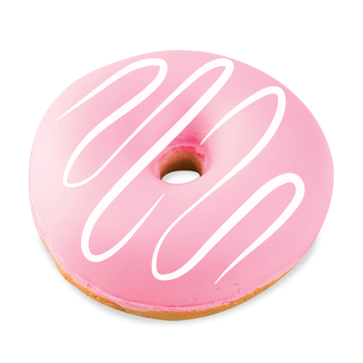 Picture of Softn Slo Squishies Series 1 Original Sweet Shop - Pink Doughnut