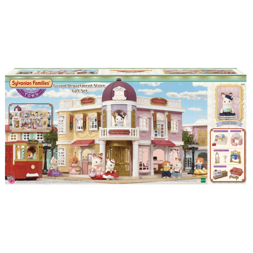 Picture of Sylvanian Families Grand Department Store Gift Set