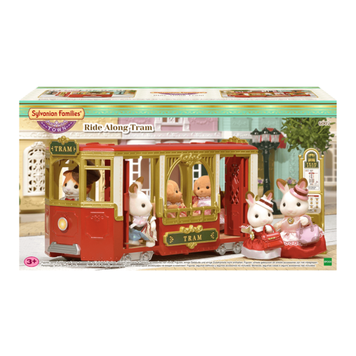 Picture of Sylvanian Families Ride Along Tram