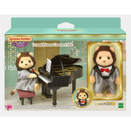 Picture of Sylvanian Families Grand Piano Concert