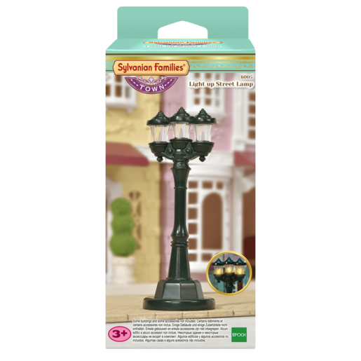 Picture of Sylvanian Families Light Up Street Lamp