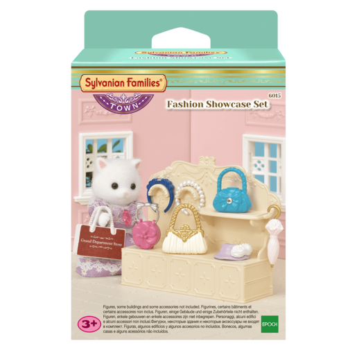 Picture of Sylvanian Families Fashion Showcase Set