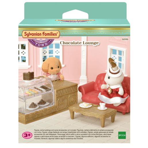 Picture of Sylvanian Families Chocolate Lounge