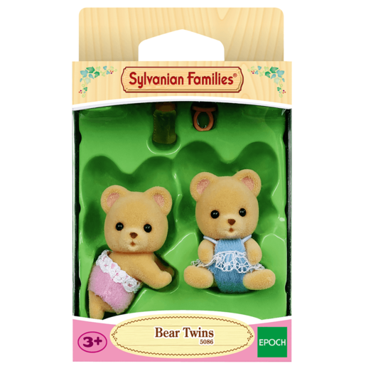 Picture of Sylvanian Families Bear Twins