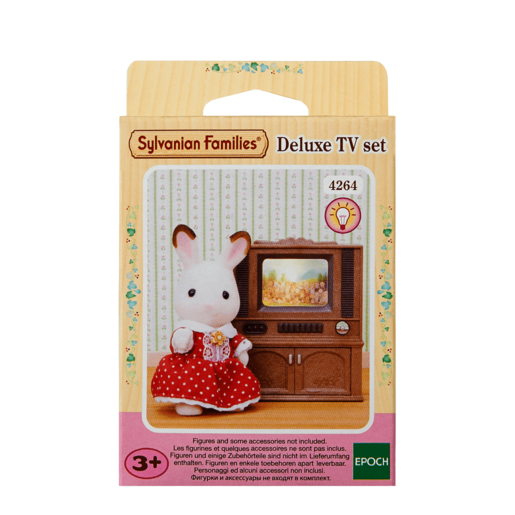 Picture of Sylvanian Families Deluxe TV Set