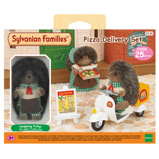 Picture of Sylvanian Families Pizza Delivery Set