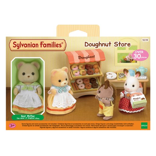 Picture of Sylvanian Families Doughnut Store