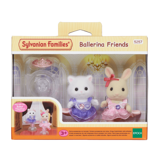 Picture of Sylvanian Families Ballerina Friends