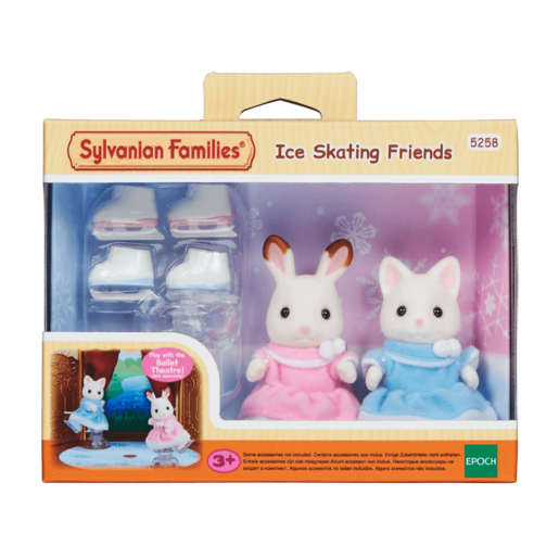 Picture of Sylvanian Families Ice Skating Friends