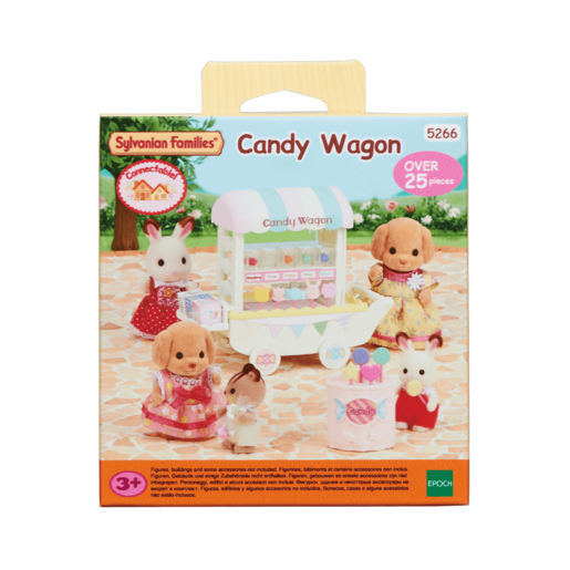 Picture of Sylvanian Families Candy Wagon