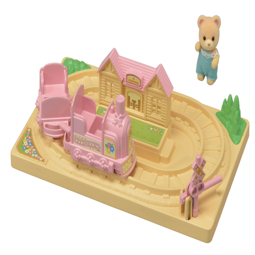 Picture of Sylvanian Families Baby Choo-Choo Train