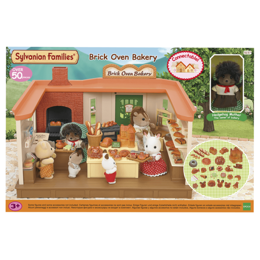 Picture of Sylvanian Families Brick Oven Bakery