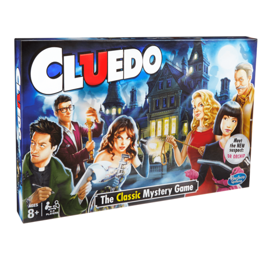 Picture of Cluedo Game