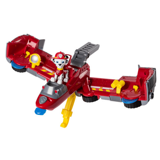Picture of Paw Patrol – Flip & Fly 2-in-1 Transforming Vehicle - Marshal