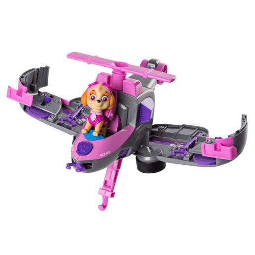 Picture of Paw Patrol – Flip & Fly 2-in-1 Transforming Vehicle - Skye