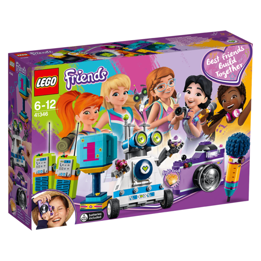 Picture of LEGO Friends Friendship Box - 41346