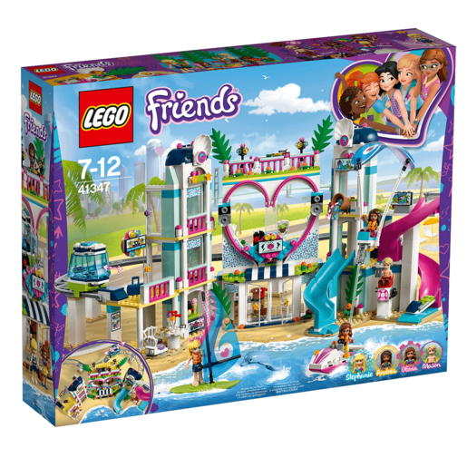 Picture of LEGO Friends Heartlake City Resort - 41347