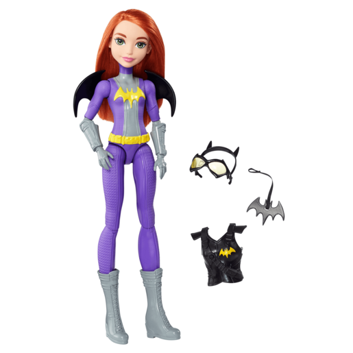 Picture of DC Super Hero Girls Mission Gear Dolls - Batgirl