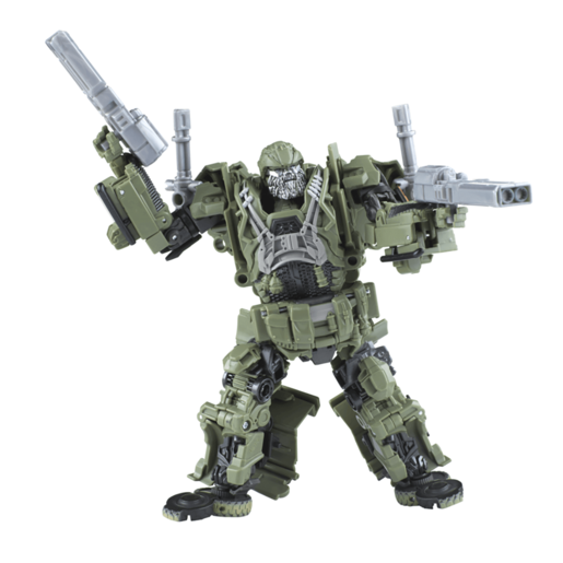 Picture of Transformers:The Last Knight Premier Voyager Class Figure- Autobot Hound