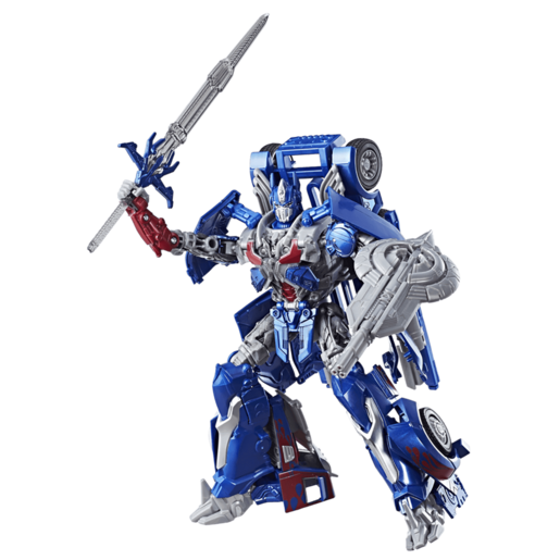 Picture of Transformers: The Last Knight Premier Edition Leader - Optimus Prime