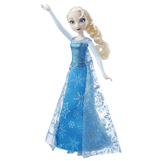 Picture of Frozen Musical Lights - Elsa Doll