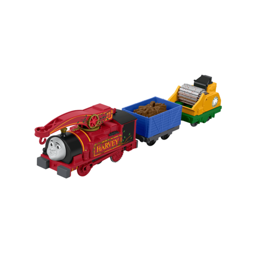 Picture of Fisher-Price Thomas & Friends TrackMaster Helpful Harvey