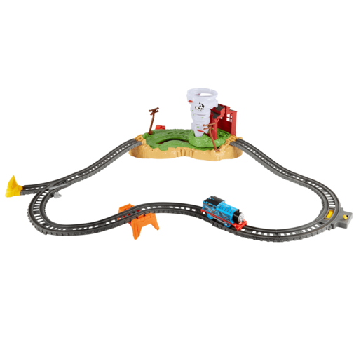 Picture of Fisher-Price Thomas & Friends TrackMaster Twisting Tornado Set