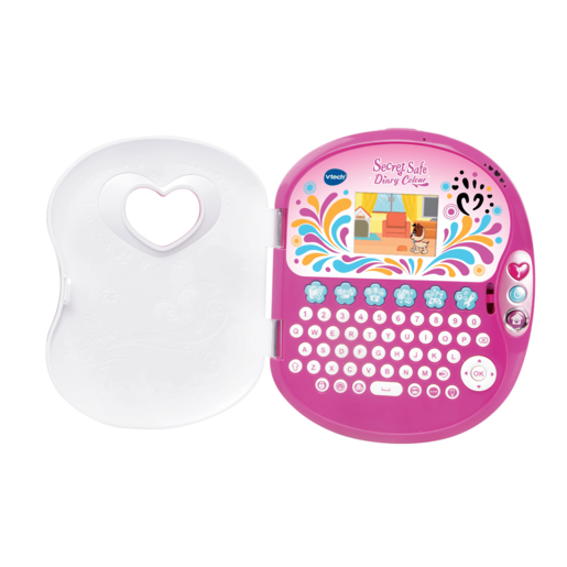 Picture of VTech Secret Safe Diary - White