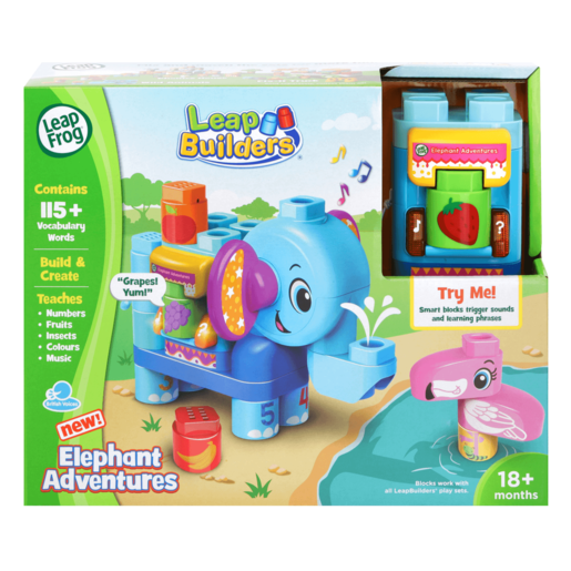 Picture of LeapFrog Leap Builders - Elephant Adventure