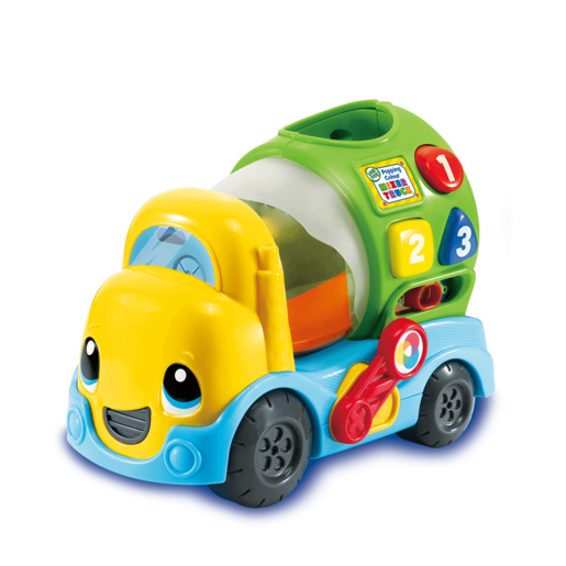 Picture of LeapFrog Popping Colour Mixer Truck