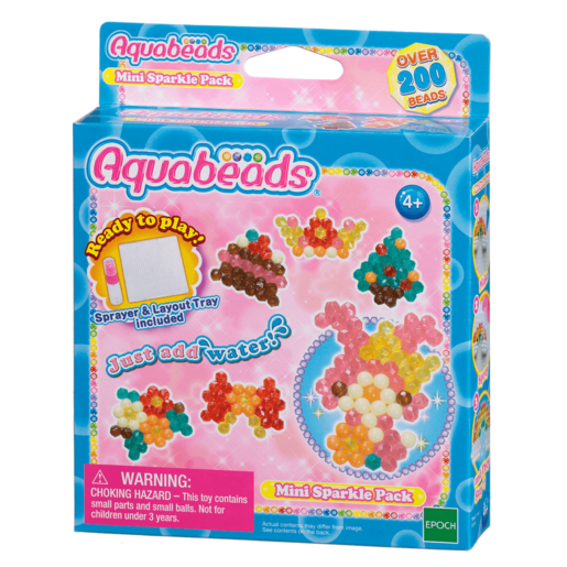 Picture of Aquabeads Mini Sparkle Pack